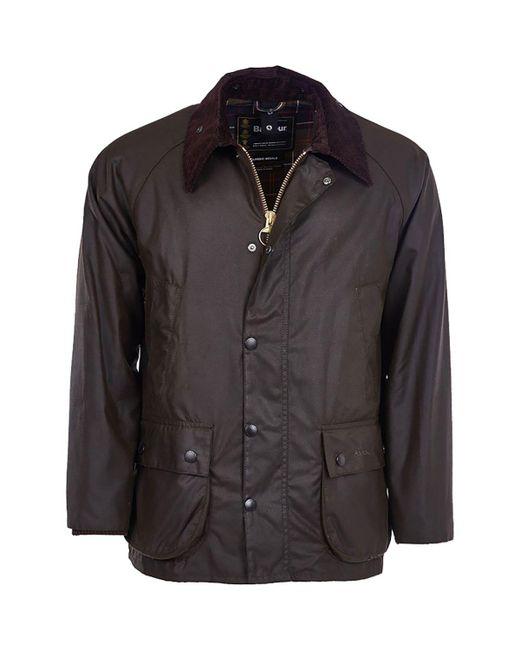 9dfec685a20d Barbour - Green Classic Bedale Wax Jacket for Men - Lyst ...