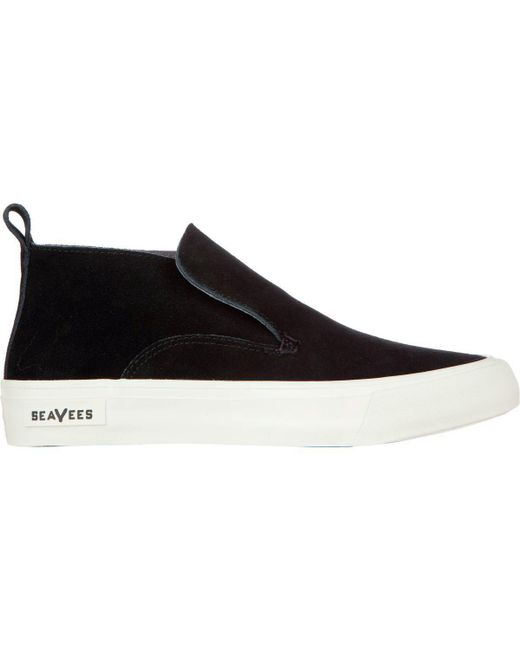 Seavees - Black Huntington Middie Shoe - Lyst