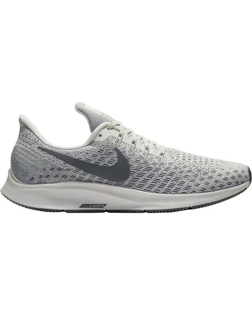 1ef0a4cdd27c Lyst - Nike Air Zoom Pegasus 35 Running Shoe in Gray for Men
