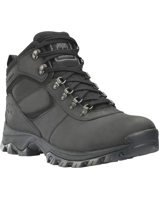 Timberland | Black Earthkeepers Mt. Maddsen Mid Waterproof for Men | Lyst