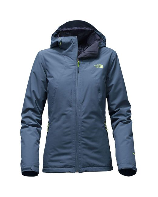 The North Face | Blue Highanddry Triclimate Jacket | Lyst
