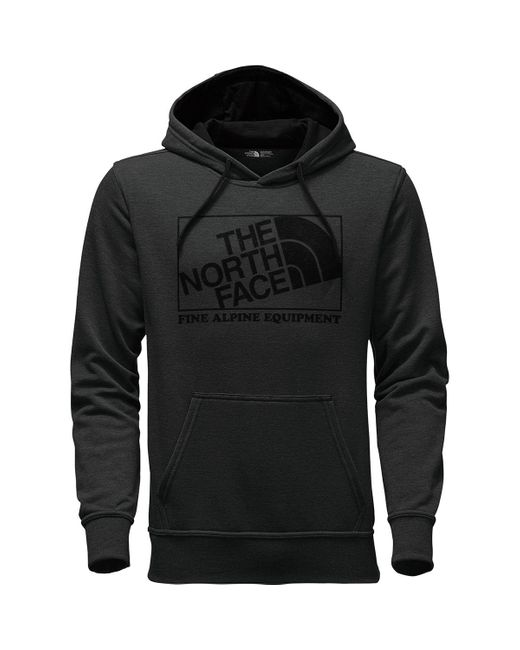 The North Face | Gray Super Fine Alpine Hoodie for Men | Lyst