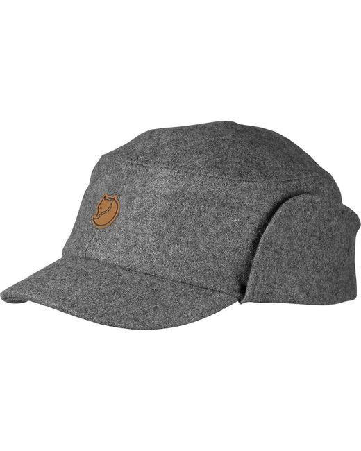 Fjallraven   Gray Singi Winter Cap for Men   Lyst