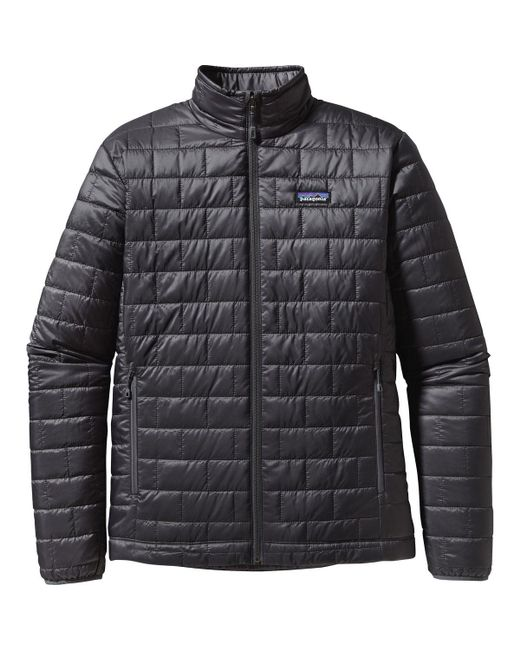 Patagonia - Gray Nano Puff Insulated Jacket for Men - Lyst