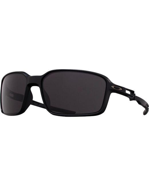 13b8e9f64fb5f Lyst - Oakley Siphon Prizm Sunglasses in Black for Men