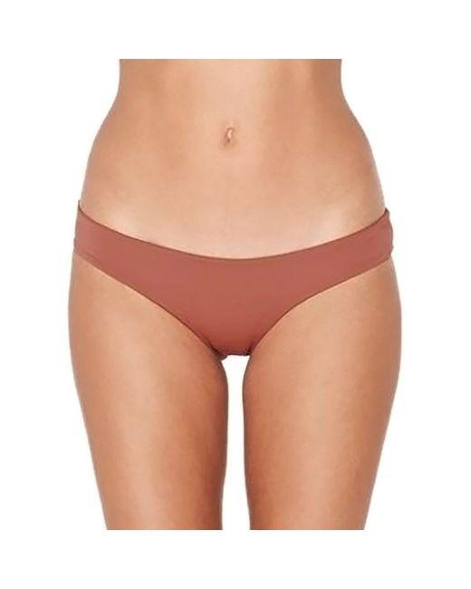 L*Space - Multicolor Sensual Solids Sandy Classic Bikini Bottom - Lyst