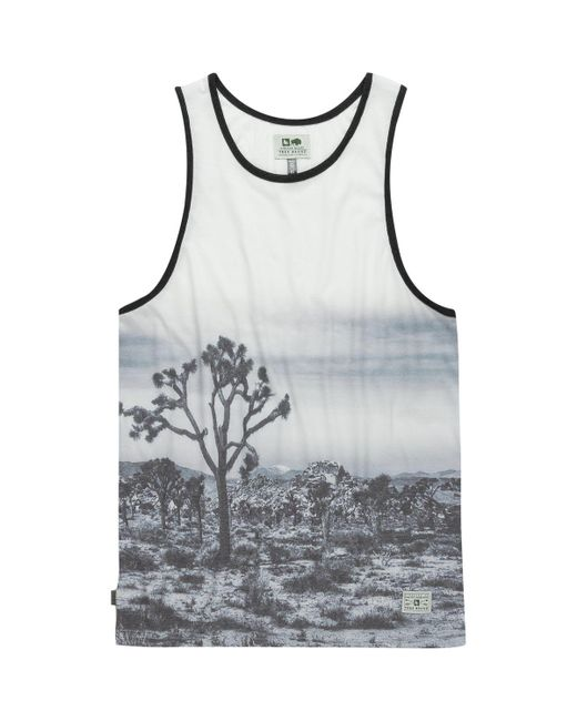 Hippy Tree | White Mojave Tank Top for Men | Lyst