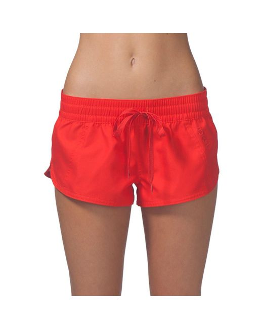 Rip Curl | Red Classic Surf 2in Boardie Board Short | Lyst