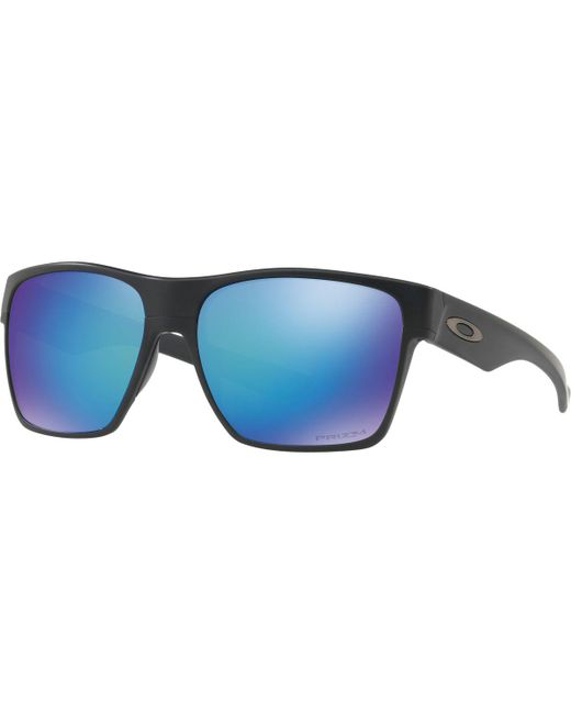 ae206a7651667 Lyst - Oakley Twoface Xl Prizm Polarized Sunglasses in Blue for Men