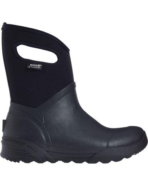 Bogs - Black Bozeman Mid Boot - Lyst