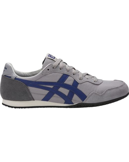 Asics | Blue Onitsuka Tiger Serrano Shoe for Men | Lyst