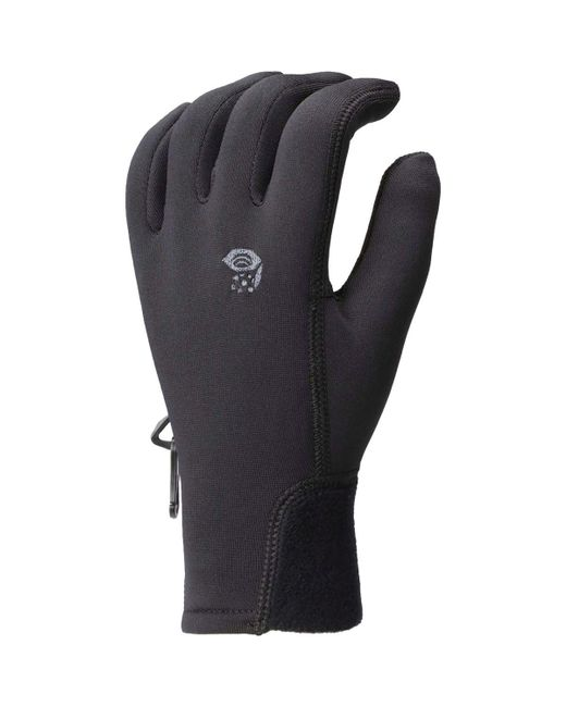 Mountain Hardwear - Black Power Stretch Glove - Lyst