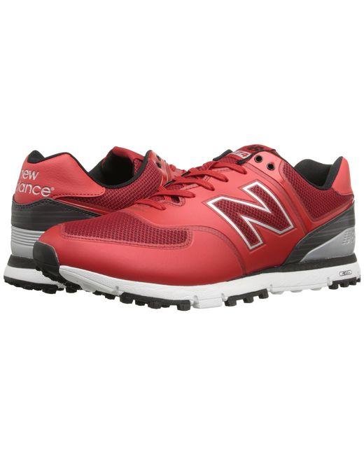 New Balance | Red Nbg574b for Men | Lyst