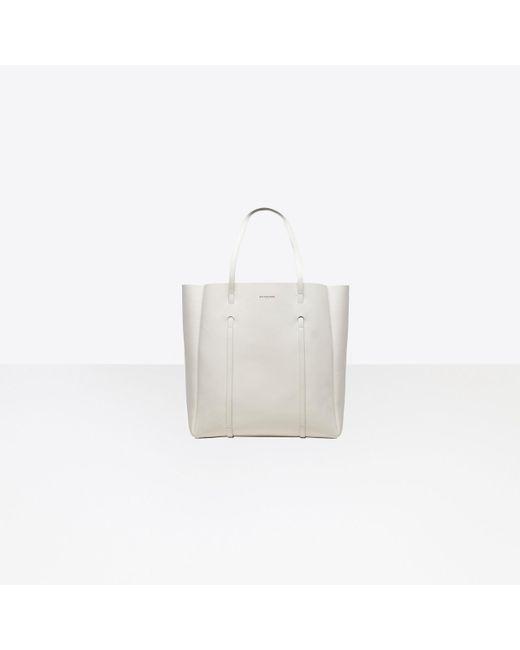 c48c5503e621 Balenciaga - White Everyday Tote M - Lyst ...