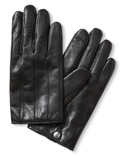 Banana Republic | Black Factory Driving Gloves | Lyst