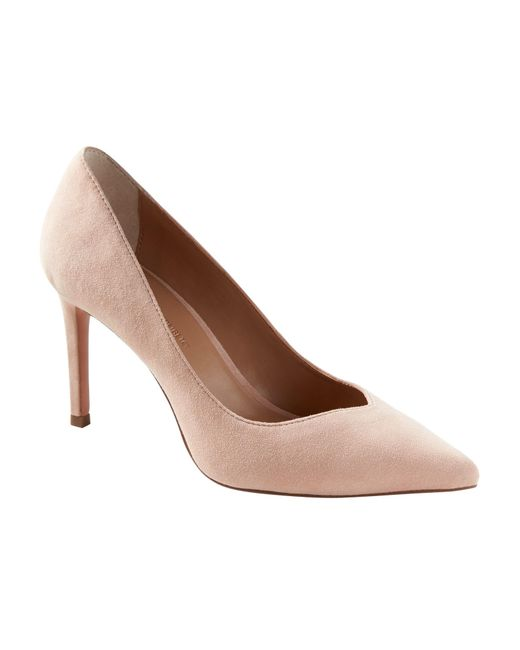 Banana Republic - Pink Madison 12-hour Pump - Lyst