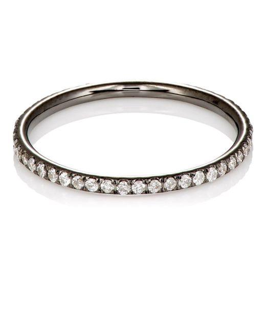Ileana Makri   Multicolor White Diamond Threadband   Lyst