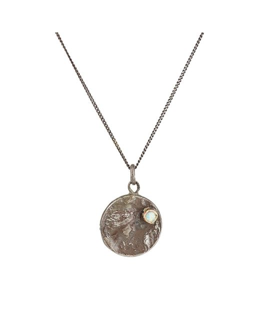 Julie Wolfe | Metallic Coin Pendant Necklace | Lyst