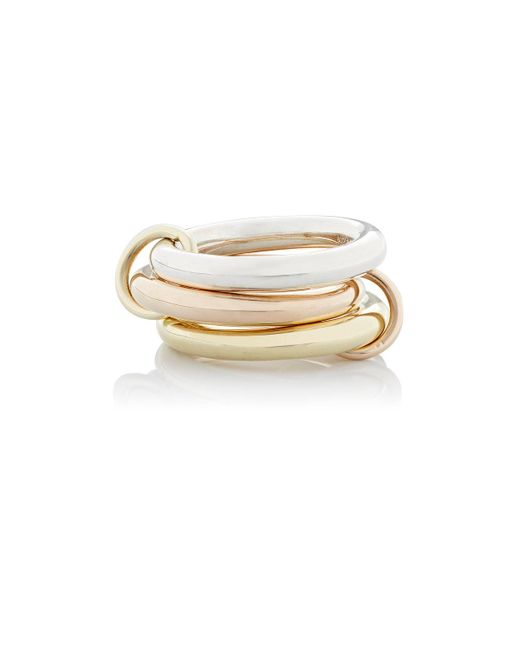 Spinelli Kilcollin   Metallic Mercury Ring   Lyst