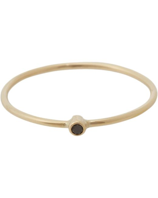 Jennifer Meyer | Multicolor Gemstone Thin Ring | Lyst