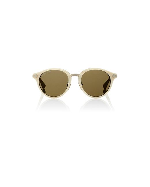 Gucci | White 0066s Sunglasses | Lyst