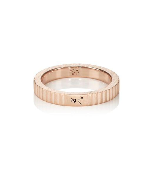 Le Gramme - Multicolor Le 5 Ring for Men - Lyst