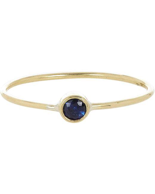 Jennifer Meyer | Multicolor Thin Ring | Lyst
