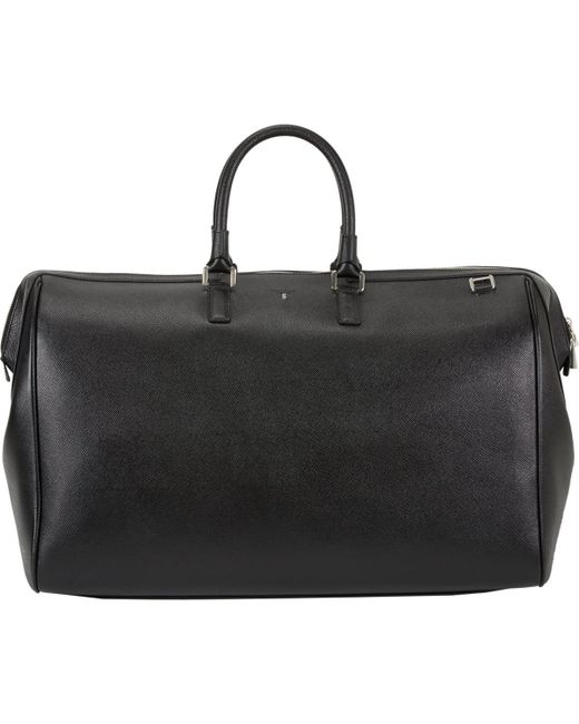 Serapian - Black Evolution 20 Duffel for Men - Lyst
