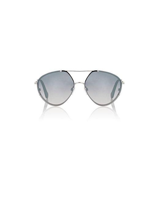 Balenciaga - Black Ba 85 Sunglasses - Lyst