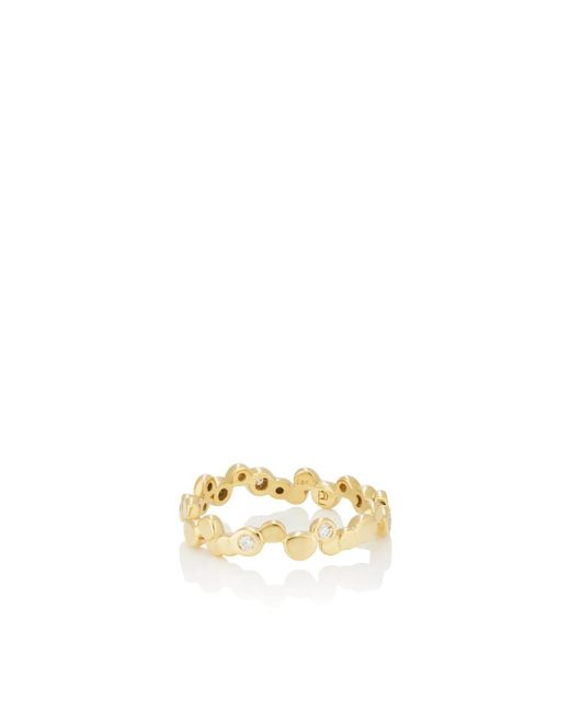 Pamela Love - Metallic Polka Dot Small Ring - Lyst