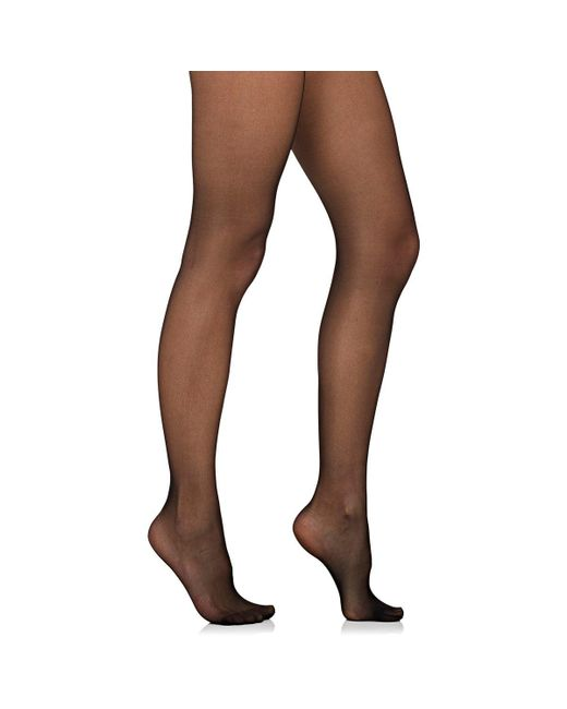 Wolford | Black Individual 10 Control Top Tights | Lyst