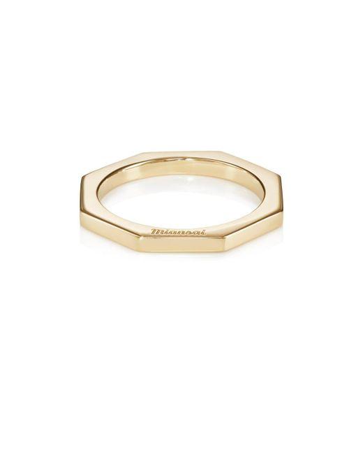 Miansai - Metallic Bly Ring - Lyst