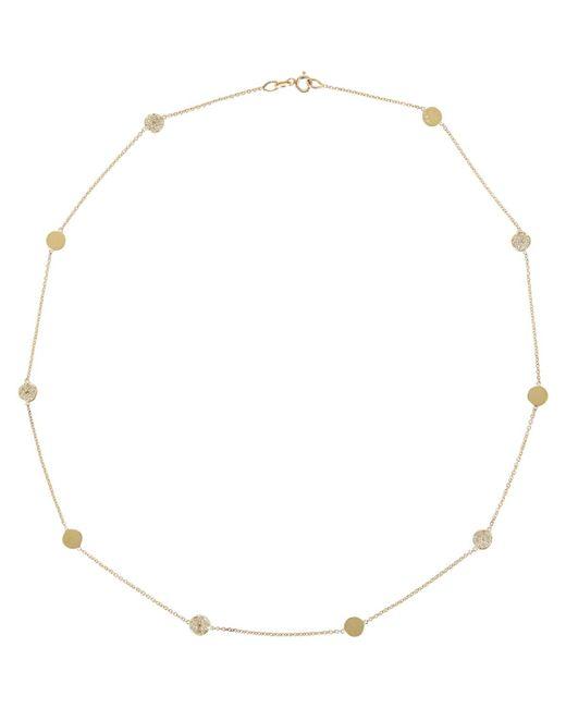 Jennifer Meyer - Multicolor Disc Charm Necklace - Lyst