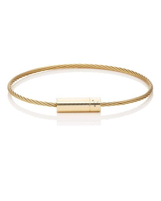 Le Gramme - Metallic Le 11 Cable Bracelet for Men - Lyst