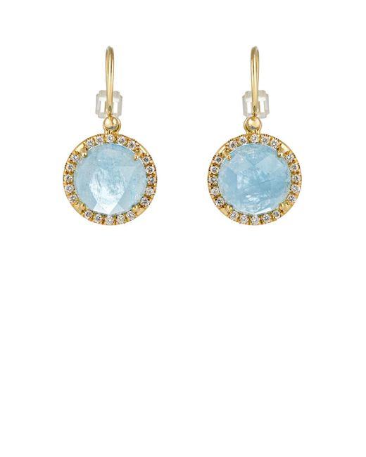 Irene Neuwirth   Blue Gemstone Double   Lyst