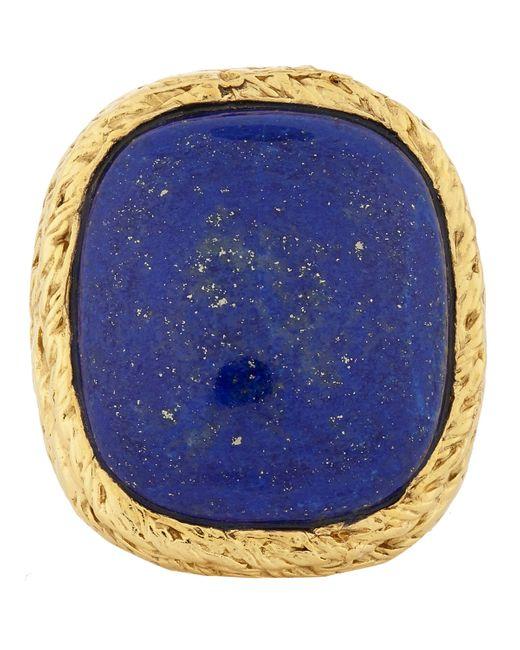 Aurelie Bidermann | Blue Miki Ring Size 6 | Lyst