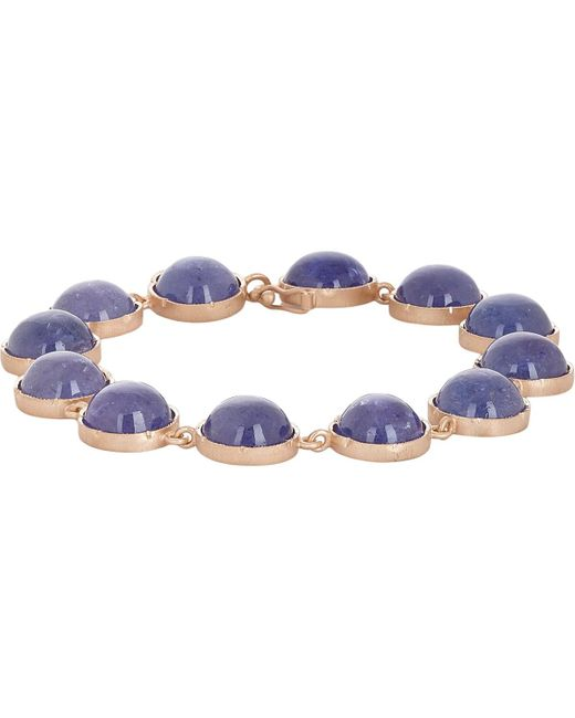 Irene Neuwirth | Blue Gemstone Bracelet | Lyst