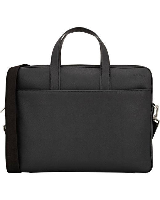 Jack Spade | Black Slim Briefcase for Men | Lyst