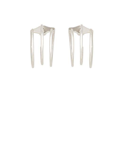 Pamela Love | Metallic Turrell Earrings | Lyst