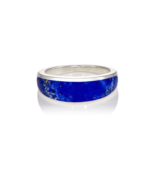 Pamela Love | Metallic Inlay Cocktail Ring | Lyst