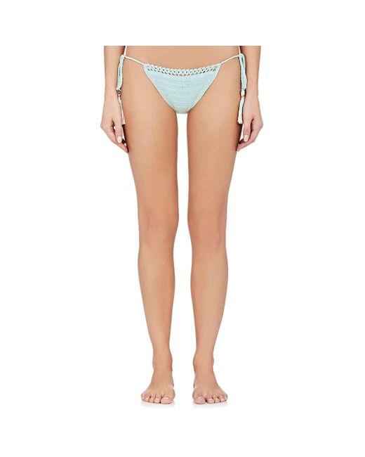 She Made Me | Multicolor Essentials Cotton Bikini Bottom | Lyst