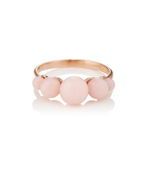Irene Neuwirth   Pink Opal Ring   Lyst