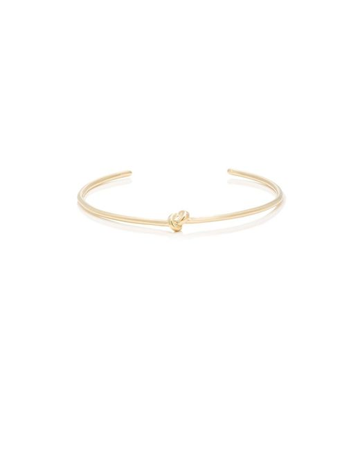 Jennifer Fisher - Metallic Knot Choker - Lyst