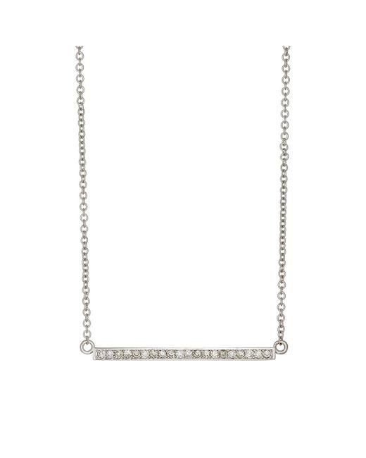 Jennifer Meyer - White Stick Necklace - Lyst