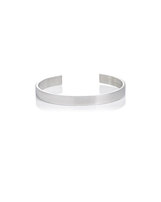 Le Gramme - Metallic Le 21 Cuff for Men - Lyst