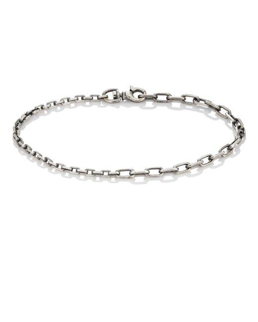 Title Of Work - Metallic Small/medium Chain Bracelet for Men - Lyst