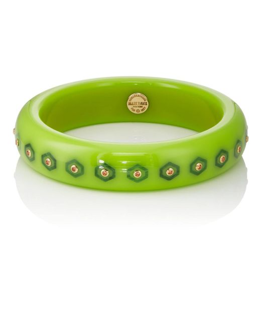 Mark Davis - Green Bakelite & Yellow - Lyst