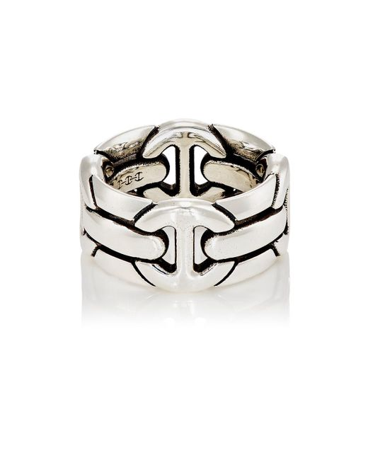 Hoorsenbuhs | Metallic Quad Wall Ring | Lyst