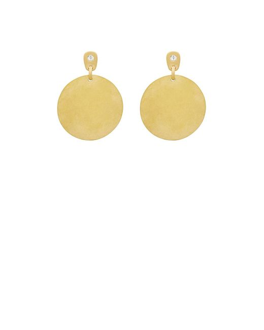 Linda Lee Johnson | Metallic Lola Drop Earrings | Lyst