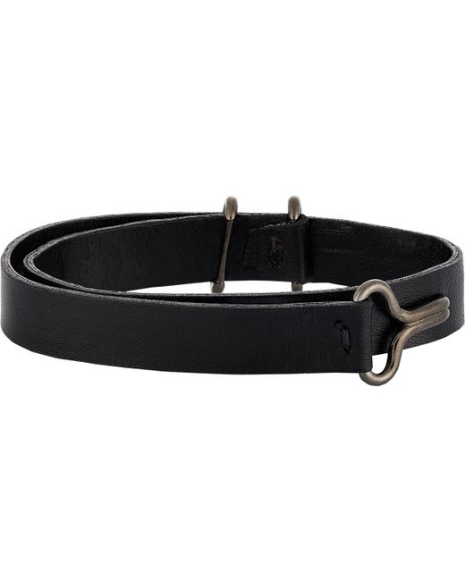 Giles & Brother - Black visor Cuff Bracelet for Men - Lyst